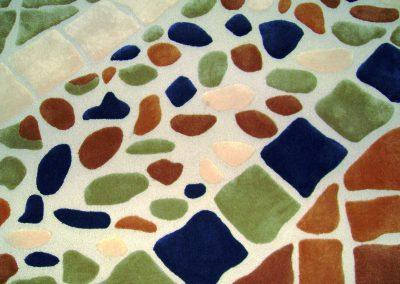 Carpet Sample Hofmann Handtuft