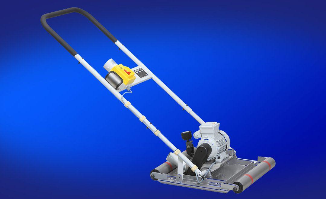 MTS 300 Teppichschermaschine